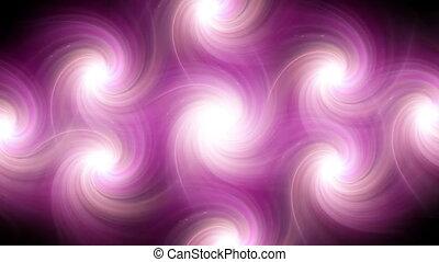 twirl flare pattern pink blur HD