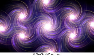 twirl flare pattern line fade out HD - The circle shape of...