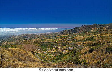 Inland Gran Canaria - Inland Central Gran Canaria, Las...