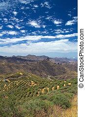 Inland Gran Canaria, Caldera de Tejeda, Roque Bentayga