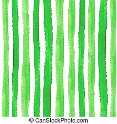 Natural green background - Green vertical strips...