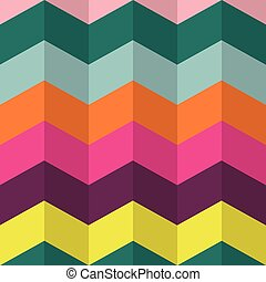 Chevron stripes seamless pattern Zigzag background, wall...