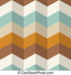 Chevron stripes seamless pattern. Zigzag background, wall...