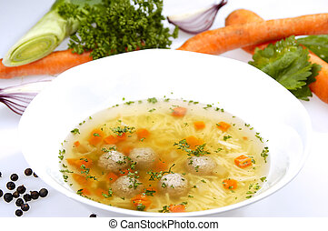 noodle, sopa