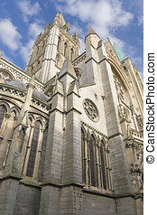 Truro Cathedral - The Cathedral of the Blessed Virgin Mary...