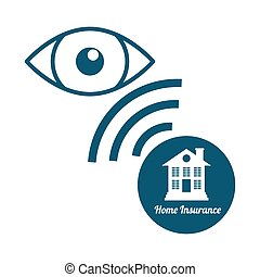 Home insurance design - Home Insurance digital design,...