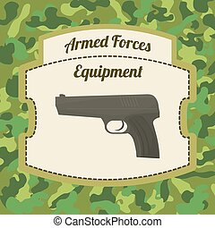 Military Armed Forces design - Military Armed Forces digital...