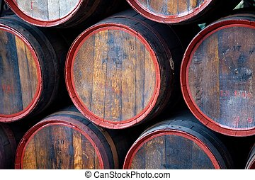 Wine barrel - The use of oak in wine plays a significant...
