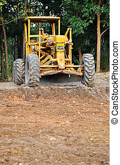 Graders are commonly used in the construction and...
