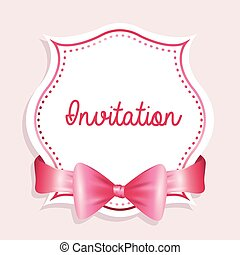 Pink digital design. - Pink digital design, vector...
