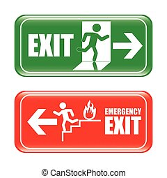 Emergency - Fire Emergency, Vector illustration, graphic eps...