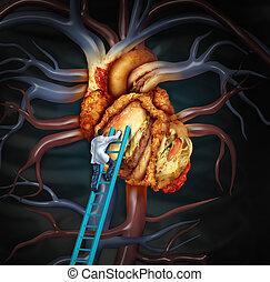 alto, colesterol, tratamento,