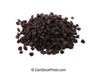 Pile of currants