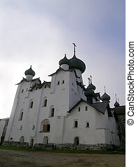 Transfiguration cathedral, Solovki - Transfiguration...