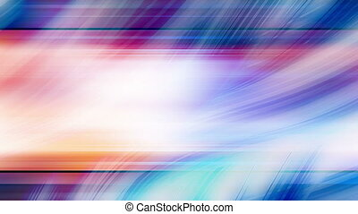 Color and Flow VJ Abstract Loop