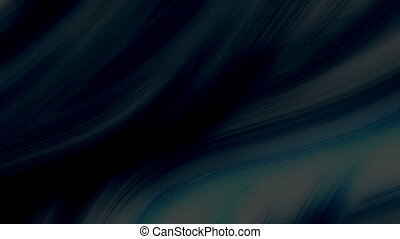 Dark Blue Looping Abstract Flow - Flowing Dark Blue Looping...