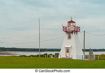 Wood Islands Lighthouse (Prince Edward Island, Canada)