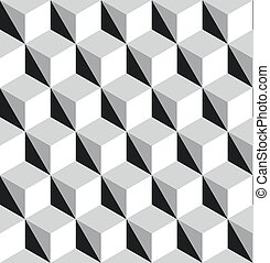 Pattern of blocks