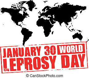 january 30 - world leprosy day