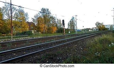 Trainset of the High Tatras - Trainset passenger transport...