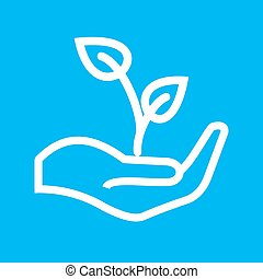 Plantation, tea, agriculture icon vector imageCan also be...