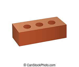 Just Brick icon You can use it as logo template - add text,...