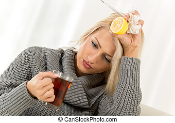 Again That Annoying Colds