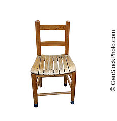 Old small wooden Chair