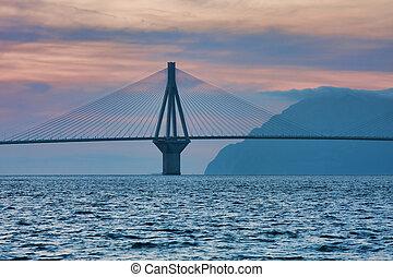 Rio - Antirrio Bridge