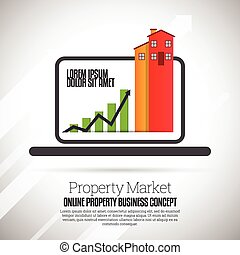 Online Property Business
