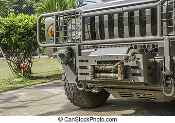military vehicle photography