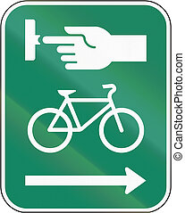 Use The Crosswalk Signal For Cyclists In Canada