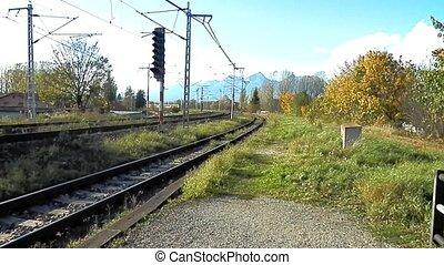 Trainset RegioJet in Poprad - Trainset passenger transport...