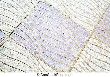 abstratos, Cor-de-rosa, colorated, pavimento, fundo,...