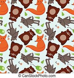 forest animals 1