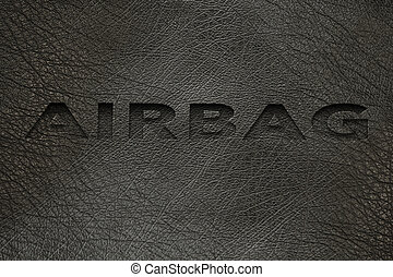 Word Airbag Car interior