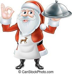 Santa Chef Christmas dinner 2015 D1 [Converted] - An...