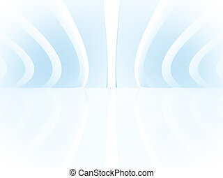 Abstract Architecture Background.
