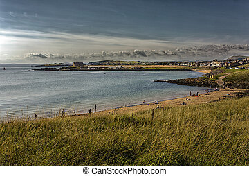 Sunset over Elie Coastline - pretty sunset shot over Elie...