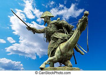 Ferdinando di Savoia-Genova Monument - Torino - Equestrian...