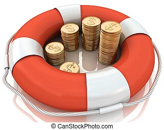 Concept of insurance of monetary contributions
