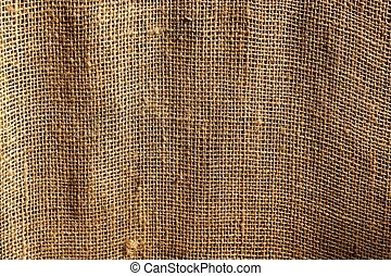 burlap sack vegetal brown texture background - burlap sack...