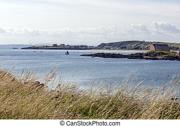 Elie Coastline - pretty sunset shot over Elie Coastline,...