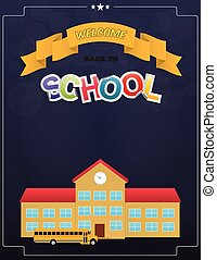 welcome school - welcome back to school with schoolhouse