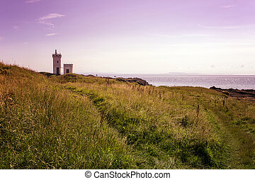 Elie Lighthouse, Scotland - Elie Lighthouse, in Fife...