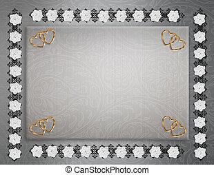 Wedding Invitation Background elegant - Image and...