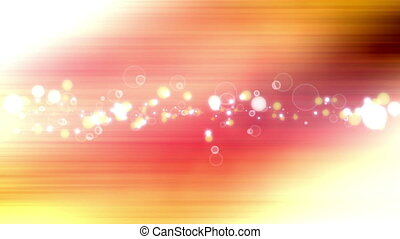 Looping abstract circles background - Abstract looping...