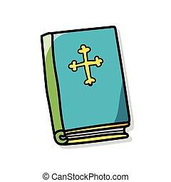 心不在焉地亂寫亂畫, 聖經