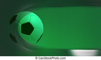 Soccer Loop - Looping Sports Animated Background
