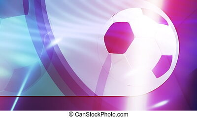 Soccer Loop - Looping Animated Sports Background
